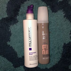 Volumizing Hair Products